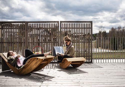 Sonnen, Lesen, Relaxen...