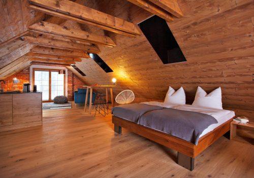 Loft - Schlafbereich