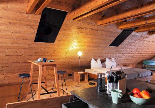 Loft - Küchenblock